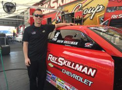 SAM Tech grad Kyle Bates is a key member of the Elite Motorsports team and their engine shop based in Wynnewood, Oklahoma.
