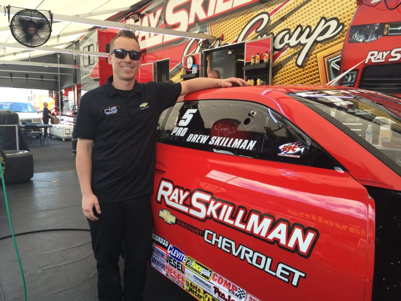Ray Skillman Chevy >> Dream Shift: Behind the Scenes With Kyle Bates   SAM Tech
